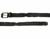 Religion Men's Distressed Belt 98/114cm Black