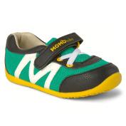 Momo Baby Boys' Sneaker Shoes (First Walker & Toddler) - Hunter