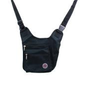 Swinstar Cross Body Messenger Bag Black