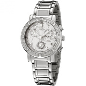 Invicta Women's 0280 Angel Collection Diamond Accented Chronograph Watch