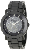 Kenneth Cole New York Black Ceramic Automatic Ladies Watch KC4725
