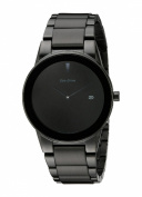 Citizen Men's Eco-Drive Black Ion Plated Axiom Watch