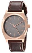 Nixon Men's A0452001 Gun Rose Time Teller Watch