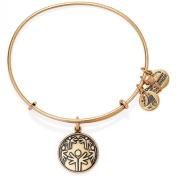 Alex And Ani Women's Power Of Unity Rafaelian Gold Charm Bracelet - 20cm