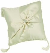 Lillian Rose RP610 I Rhinestone Pillow - Ivory
