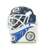 Winnipeg Jets Goalie Mask Pin