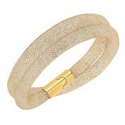 . Stardust Beige Double Bracelet - 5102549