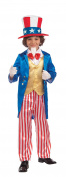Uncle Sam Deluxe Kids Costume