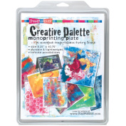 Stampendous Creative Palette Monoprinting Plate, 22cm x 11