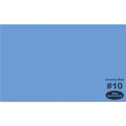 Seamless Background Paper, 26 wide x 12 yards, Country Blue, #10