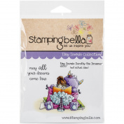 Stamping Bella Cling Rubber Stamp, 17cm x 11cm , Tiny Townie Dorothy The Dreamer
