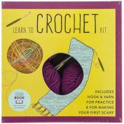 Learn To Crochet Kit-