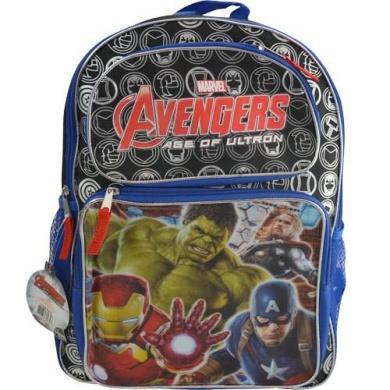 Backpack - Marvel - Avengers Cargo 41cm School Bag New BHPA