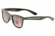 Hello Kitty HK212810 5962 Black Wayfarer Sunglasses
