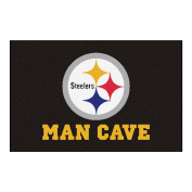 Fanmats Man Cave Starter NFL - Pittsburgh Steelers 14357