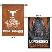 Texas Longhorns Official NCAA 70cm x 100cm Star Wars Darth Vader Two Sided Vertical Flag by Wincraft