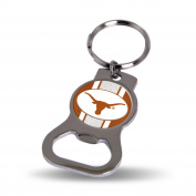 Texas Longhorns Official NCAA 7.6cm Bottle Opener Key Chain Keychain by Rico Industries
