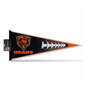 Rico Industries PNTH1201-H Pennant Carded 12 x 30 - Chicago Bears