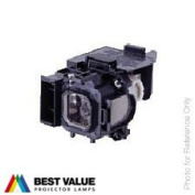 Replacement Projector Lamp VT80LP / LV-LP27 for NEC VT48 VT49 VT57 VT58 VT59 VT48+ VT49+ VT59BE VT59EDU / CANON LV-X6 LV-X7 Projectors, Alda PQ® Lamp with housing