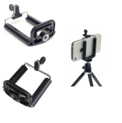 DWL® Selfie Adapter For Mobile Phone Smartphone Cell Phone Compatible With Monopod or Tripod