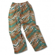 Miami Dolphins ZUBAZ Teal Orange Vintage Style Zebra Pants