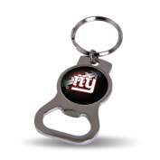 New York Giants Official NFL 7.6cm Bottle Opener Key Chain Keychain by Rico Industries