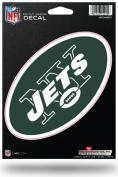 NFL Jets New York Medium Die Cut Decal, 23cm x 13cm x 0.5cm , Team Logo