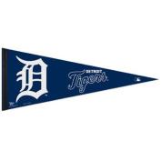 Detroit Tigers Official MLB 30cm x 80cm Felt Pennant by Wincraft