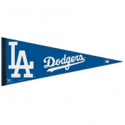 Los Angeles Dodgers Official MLB 30cm x 80cm Felt Pennant by Wincraft