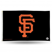 San Francisco Giants Official MLB 3ftx1.5m Banner Flag by Rico Industries
