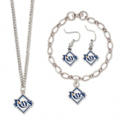 Tampa Bay Rays Official MLB 18cm Jewellery Gift Set by Wincraft