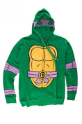 I Am Donatello Teenage Mutant Ninja Turtles Zip Zip Up Hoodie X-Large
