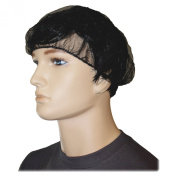 Genuine Joe Black Nylon Hair Net -