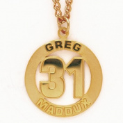 Chicago White Sox Official MLB 46cm Necklace by Wincraft