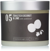 Me! Tri-Functional Sugar Scrub, Toasted Coconut & Lime, 410ml