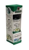 Nature's Answer Organic Tea Tree Oil, 15ml