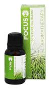 Gurunanda Focus Oil, 15 ml
