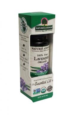Nature's Answer Lavender Oil Organic, .150ml