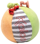 Kaloo Bliss Multicolor Ball With Rattle