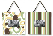 Trend Lab Giggles - Frame Set of Two