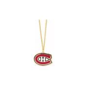Montreal Canadiens Pendant Necklace