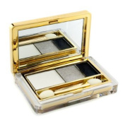 Estee Lauder Pure Colour Instant Intense Eyeshadow Trio # 01 Smoked Chrome