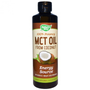 Nature's Way MCT Oil From Coconut -- 470ml