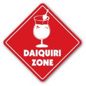 DAIQUIRI ZONE Sign xing gift novelty drink frozen cocktail margarita