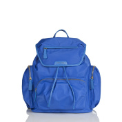 Infant TWELVElittle 'Allure' Nylon Backpack Nappy Bag - Blue