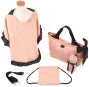 THEA THEA Sara Drawstring Nappy Bag - Pink