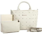 THEA THEA Madison Nappy Bag - Ivory