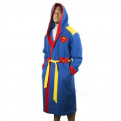 BioWorld Superman Hooded Robe with Belt