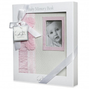 Baby Essential Pink Baby Memory Book