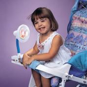 Pinwheel Stroller Fan